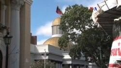 Venezuela: adelantan sesiones para designar a magistrados
