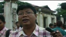 Burma Prisoners Release