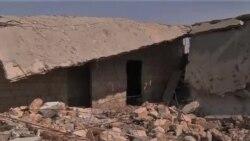 叙利亚村民住进洞穴求安全