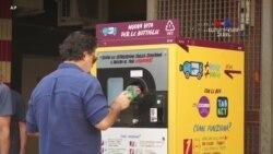 Հռոմում պլաստիկ շշի դիմաց հասարակական տրանսպորտից օգտվողները գումար են ստանում