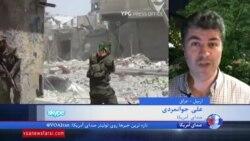 پیشروی نیروهای دموکراتیک سوریه در رقه