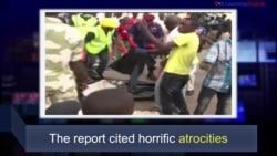 News Words: Atrocities