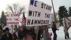 US Militia Standoff