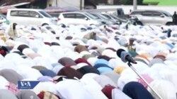 Waislamu mjini Mombasa wamekamilisha mwezi wa mfungo Ramadhan