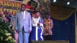 Mnangagwa Attends Church Prayer Session in Bulawayo