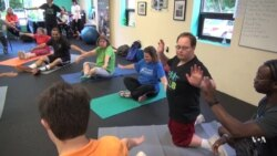 Inclusive Gym Gets People With Disabilities in Fitness Spirit