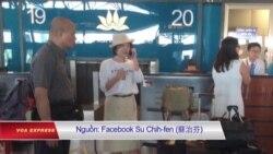 Nữ dân biểu Đài Loan nhập cảnh Việt Nam 'sai mục đích'?