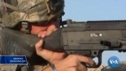 AQSh Afg'onistonda qo'shin sonini kamaytiradi