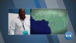 """Mouvement des casseroles: """"On compte 2 à 4 victimes"""", selon Georges Mpaga"""