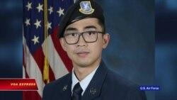 Truyền hình VOA 16/9/20: California treo cờ rủ tưởng nhớ hạ sĩ không quân gốc Việt