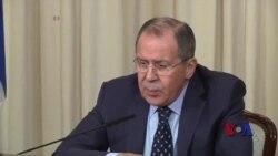 俄罗斯外长力挺美司法部长:这是政治迫害