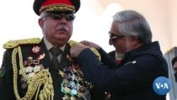Marshal Do'stum Toshkent uchun kim?