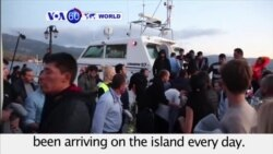VOA60 World - Greece: At least seven migrants drowned