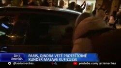 Paris, qindra vetë protestojnë kundër masave kufizuese