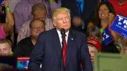 """Trump sobre Hillary Clinton: """"Ella es el diablo"""""""