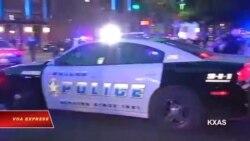 5 cảnh sát thiệt mạng trong vụ phục kích ở Dallas