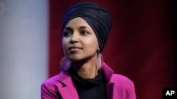 Ilhan Omar menjadi orang Amerika keturunan Somalia pertama yang terpilih menjadi anggota Kongres (foto: ilustrasi).