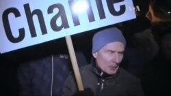 """Противники """"ісламізації"""" у ЄС виводять на вулиці десятки тисяч людей"""