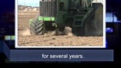 Học từ vựng qua bản tin ngắn: Drought (VOA)