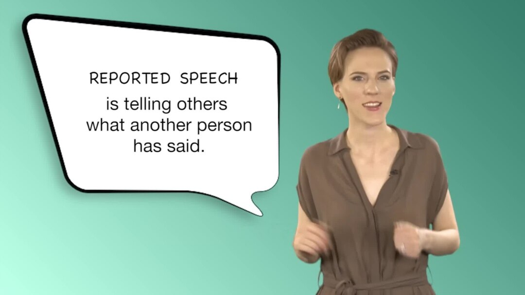 unit 7 reported speech answers class 9
