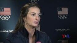 奥运会前虽有诸多担忧 美运动员专注比赛
