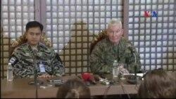Mỹ, Philippines tập trận chung với sự tham gia của Nhật, Úc