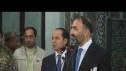 عطا محمد نور سرپرست ولایت بلخ نظام را در افغانستان غیرقانونی خواند.