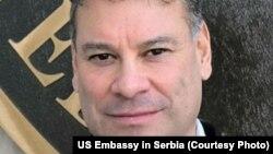 Gabriel Escobar, Deputy Chief of Mission at the U.S. Embassy Belgrade