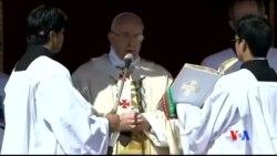 2014-04-20 美國之音視頻新聞: 全球各地基督徒慶祝復活節