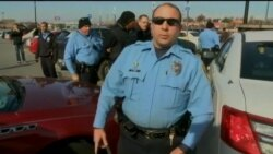 US Violent Crime Falls While Police Killings Rise