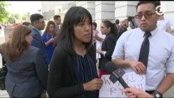 «Мечтатели» снова протестуют в США