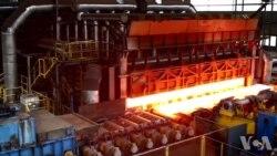 经济学家担心美国钢铁关税将触发贸易战