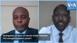 """Koko ya Moïse Tshombe asengi balongola """"condamnation"""" ya Ministre wa yambo ya kala yambo nzoto na ye ezongisama"""