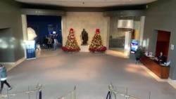 Божиќ во домот на првиот претседател на САД Џорџ Вашингтон