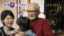 Cụ ông người Nhật lớn tuổi nhất thế giới qua đời (VOA60)