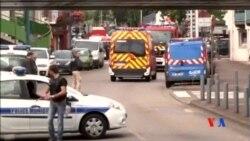 2016-07-26 美國之音視頻新聞: 法國發生脅持人質襲擊