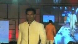 印度为癌症病人举办时装秀