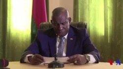 Le Premier ministre malgache annonce sa démission (vidéo)