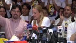 Lilian Tontori convoca a protestar en septiembre