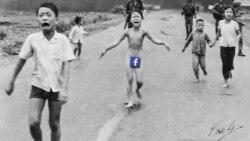 Facebook chặn ảnh biểu tượng chiến tranh VN vì nghi ảnh khiêu dâm