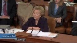 Clinton Bingazi ile İlgili İfade Verdi