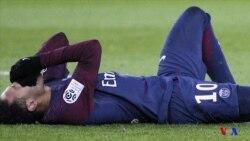 VOA Sport du 28 février 2018 : La blessure de Neymar