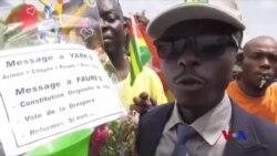 多哥爆發爭取憲法改革的大規模抗議 (粵語)