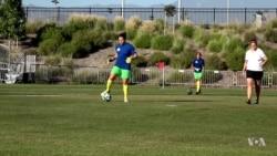 Women's Soccer Gaining Popularity in US