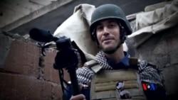 2014-09-13 美國之音視頻新聞: 中東遇害美國記者家人創設基金會