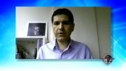 Əlirza Quluncu ilə Skype müsahibə
