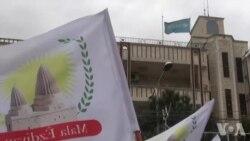 Êzîdîyên Cizîrê ji bo Efrînê Daketin Kolanan