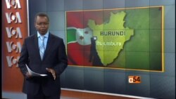Burundi Clashes