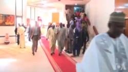 Premières séance de la nouvelle Assemblée Nationale au Niger