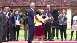 US Announces Initiatives to Aid Laos